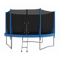 Батут Optifit Jump 12 FT синий